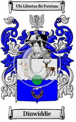 Dinwiddie Name Meaning Family History Family Crest Coats Of Arms