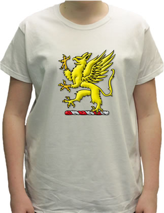Griffin Rampant Women's T-Shirt