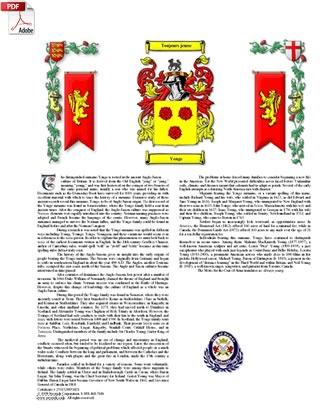 PDF Armorial History (Letter Size)