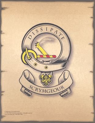 Clan Badge Print